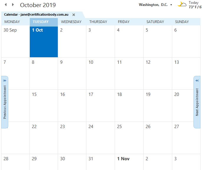 After 1 October 2019, Qld RECS external certifiers shall only upload Qld RECS certificates to the national database